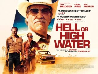 Bannière de Comancheria (Hell or High Water en VO)