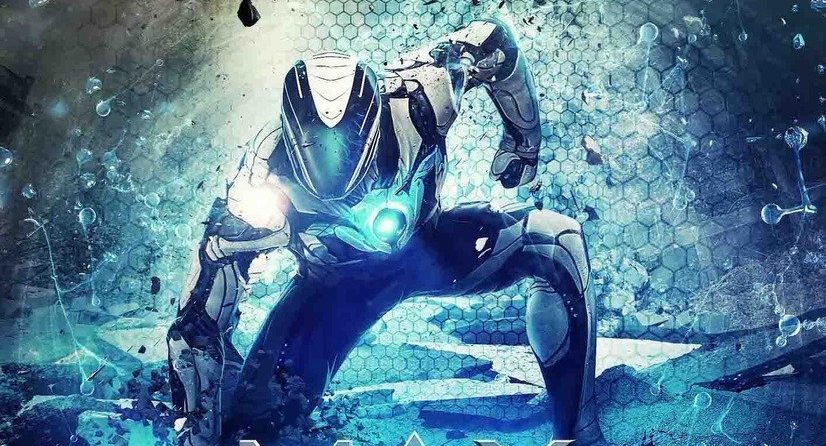 Poster asiatique de Max Steel