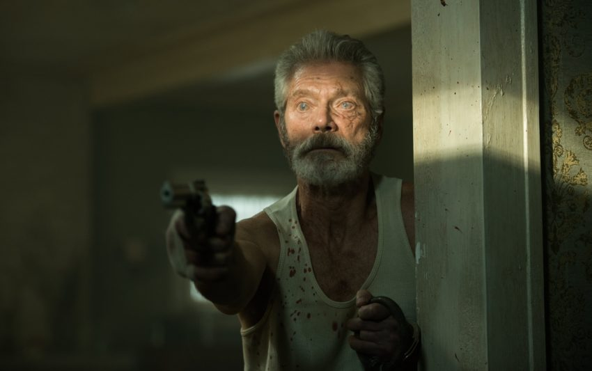 Photo de Don't Breathe: La Maison des ténèbres avec Stephen Lang