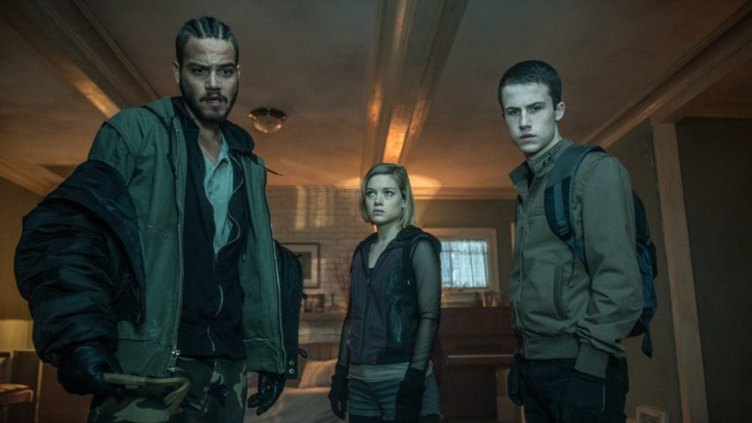 Photo de Don't Breathe: La Maison des ténèbres avec Daniel Zovatto, Jane Levy et Dylan Minnette