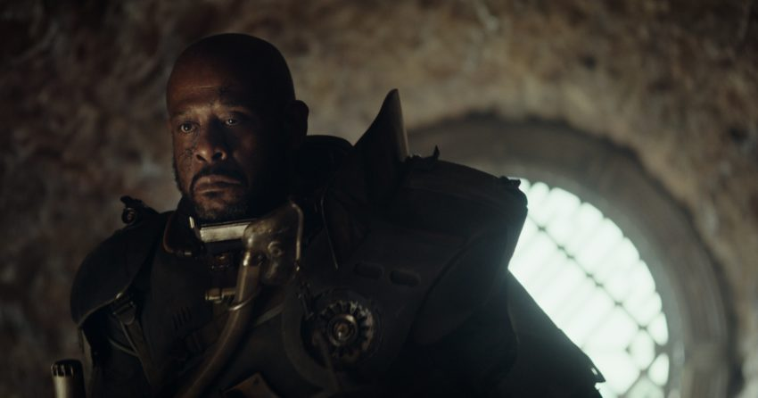 Photo de Forest Whitaker dans Rogue One: A Star Wars Story
