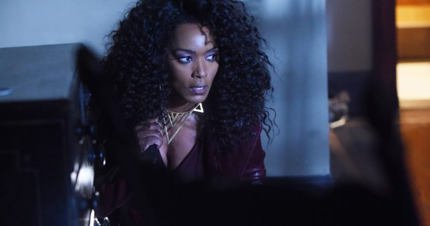 Photo d'Angela Bassett dans American Horror Story: Hotel