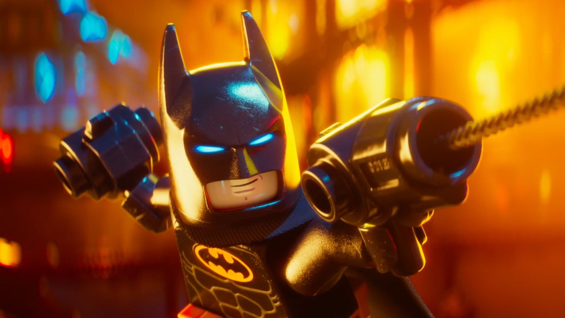 Image de LEGO Batman : Le film avec le Bat-grappin