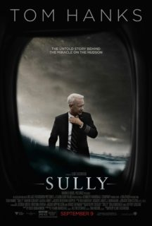 Poster de Sully avec Tom Hanks
