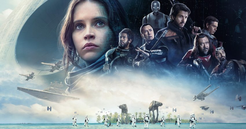 Bannière du film Rogue One: A Star Wars Story