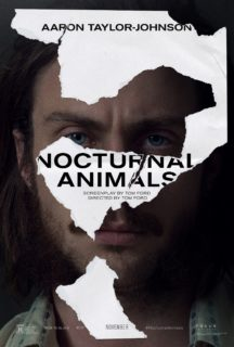 Poster de Nocturnal Animals avec Aaron Taylor-Johnson