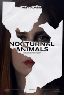 Poster de Nocturnal Animals avec Amy Adams