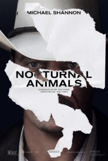 Poster de Nocturnal Animals avec Michael Shannon