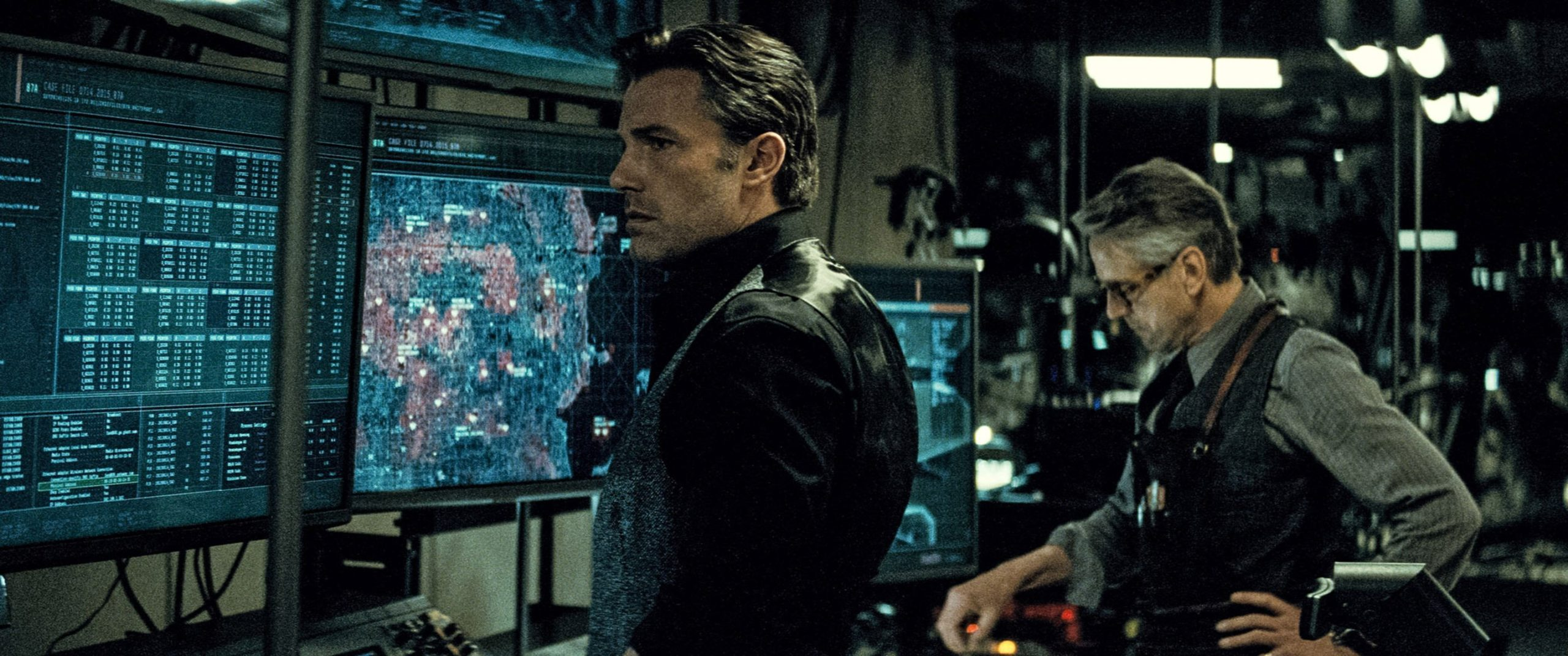 Photo de Batman v Superman: L'Aube de la Justice avec Bruce Wayne et Alfred