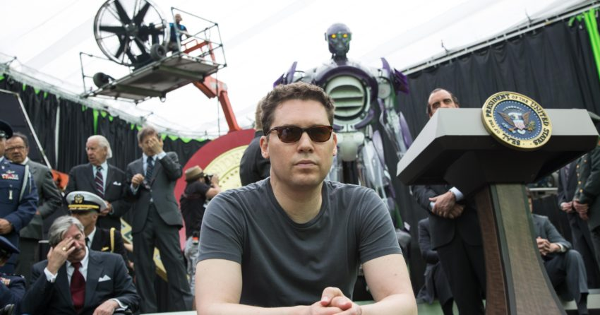Photo du tournage de X-Men: Days of Future Past avec Bryan Singer