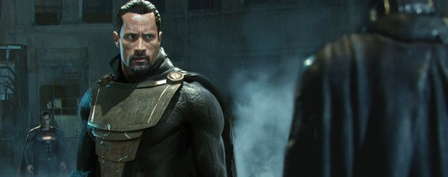 Photo de Dwayne Johnson en Black Adam dans Batman v Superman