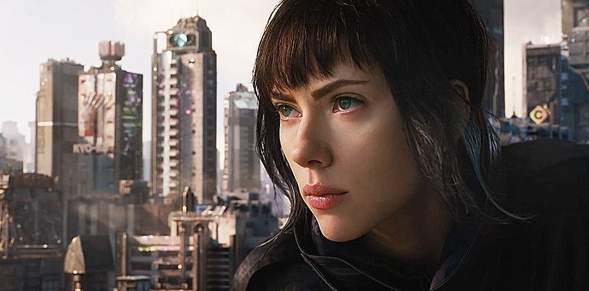Photo de Ghost in the Shell avec Sergent Major (Scarlett Johansson)