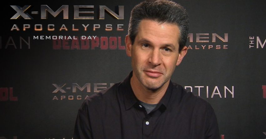 Photo de Simon Kinberg, producteur exécutif sur la saga X-Men