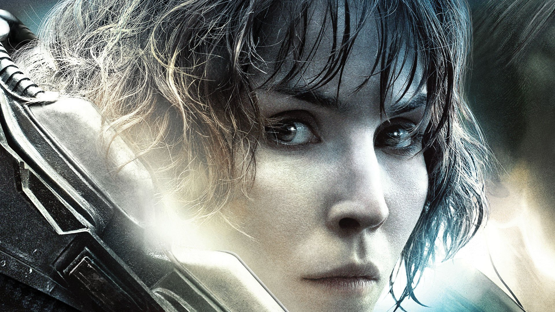 Photo du film Prometheus avec Noomi Rapace (Elizabeth Shaw)