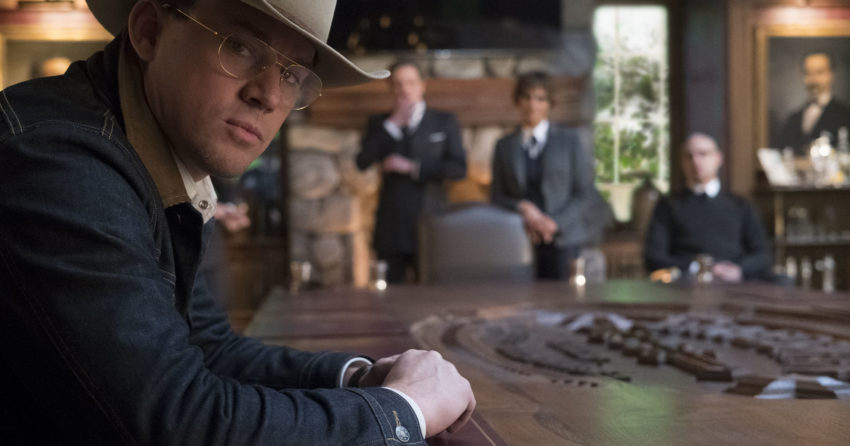Photo du film Kingsman: Le Cercle d'Or avec Channing Tatum