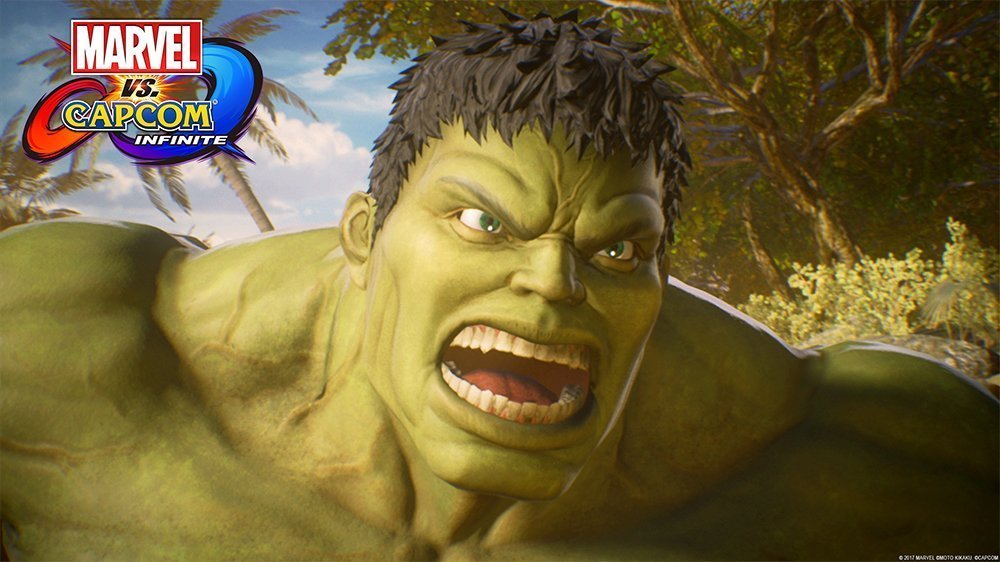 Image de Marvel vs. Capcom: Infinite avec Hulk