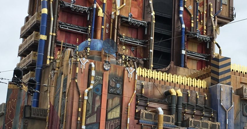 Photo de l'attraction Guardians of the Galaxy - Mission: BREAKOUT à Disney California Adventure