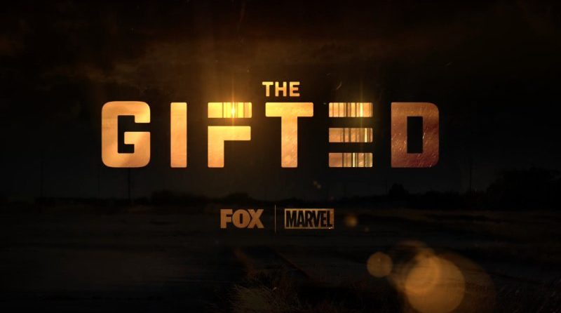 Logo de la série de Marvel Television, The Gifted