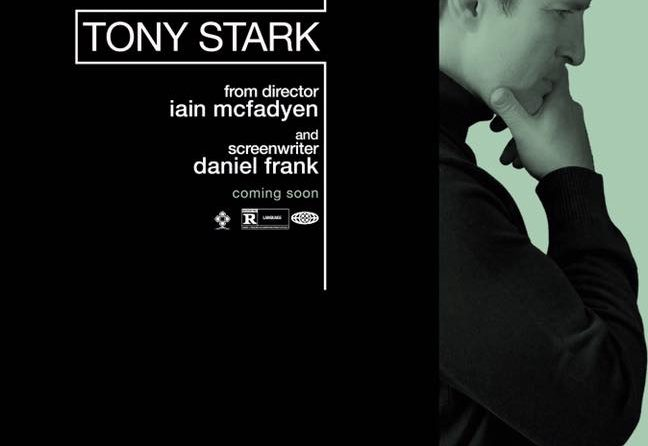 Poster du film Tony Stark avec Simon Williams