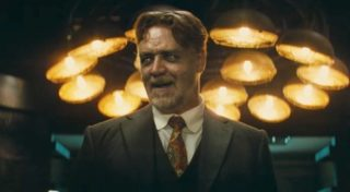 Photo du film La Momie 2017 avec Russell Crowe en Mr Hyde