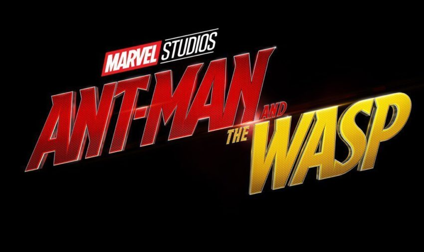 Logo du film Marvel Ant-Man and the Wasp