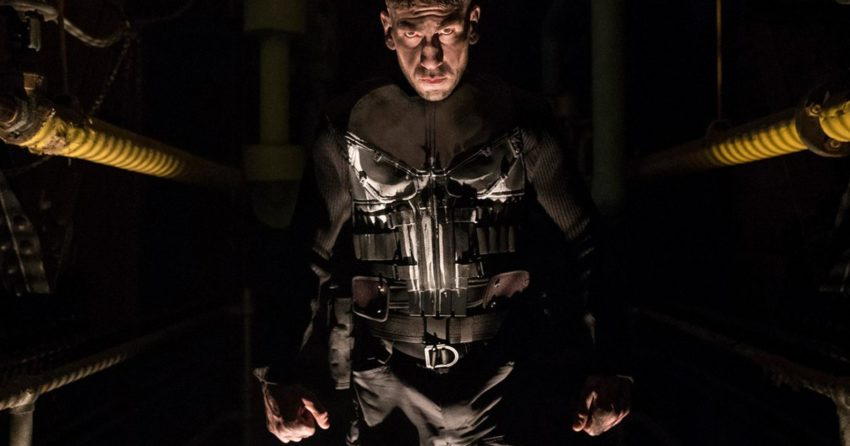 Première photo de la série Marvel/Netflix, The Punisher, avec Jon Bernthal