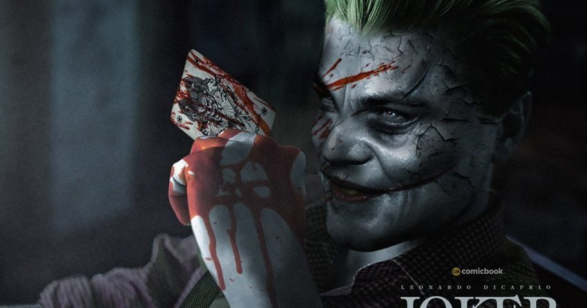 Photo de Leonardo DiCaprio en Joker par BossLogic