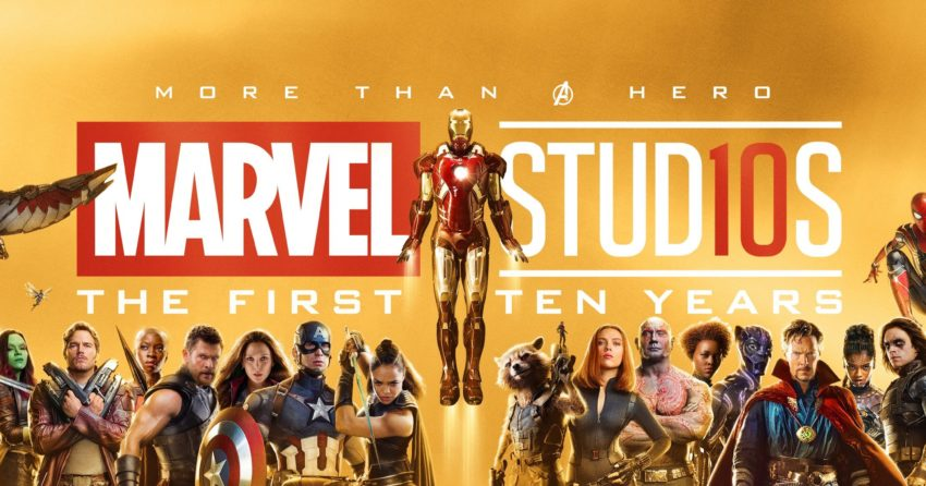 Bannière de Marvel Stud10s pour The first ten years