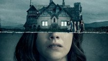 Poster de la série Netflix The Haunting of Hill House créée par Mike Flanagan