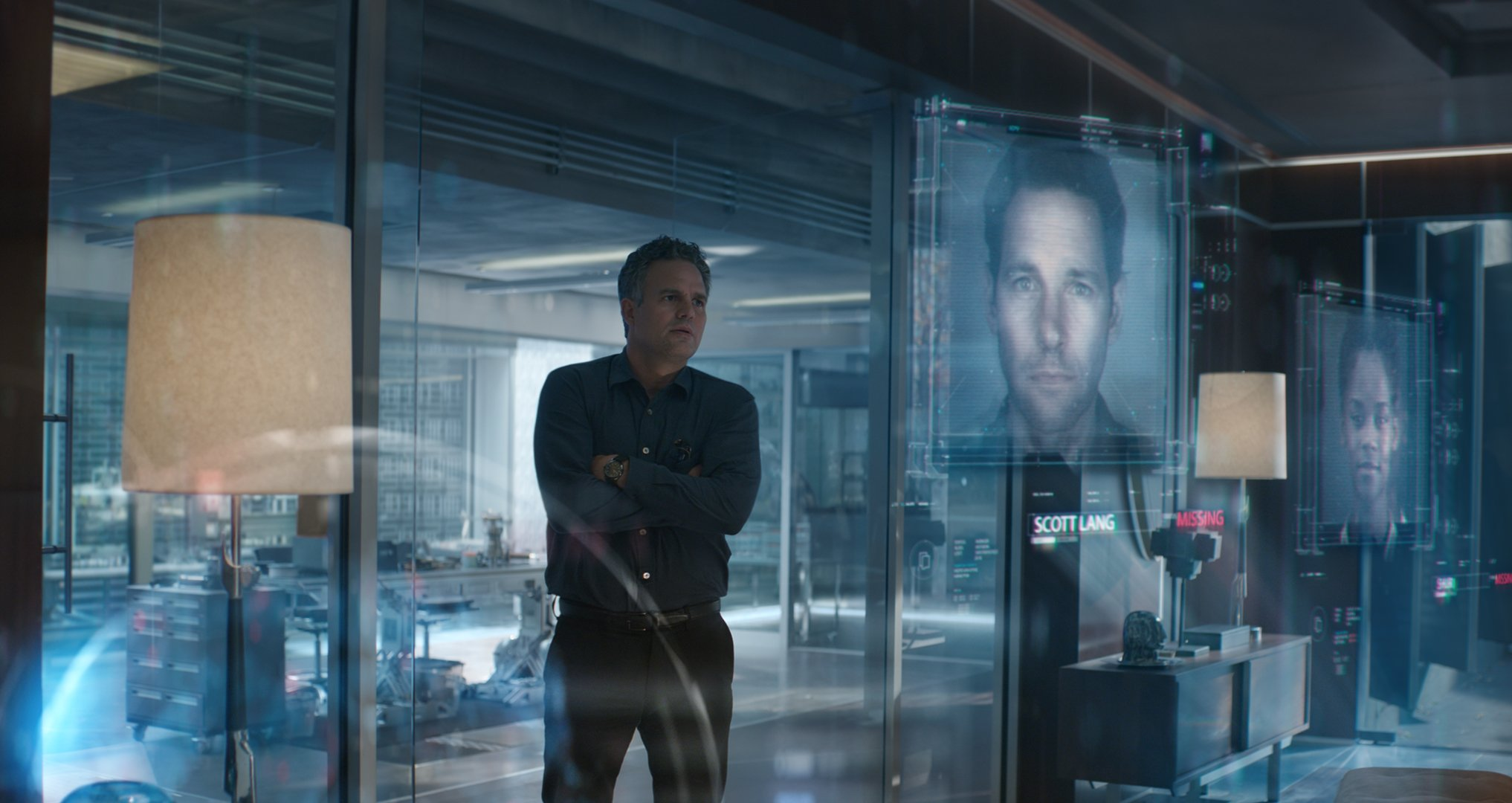Photo du film Avengers: Endgame avec Bruce Banner (Mark Ruffalo)