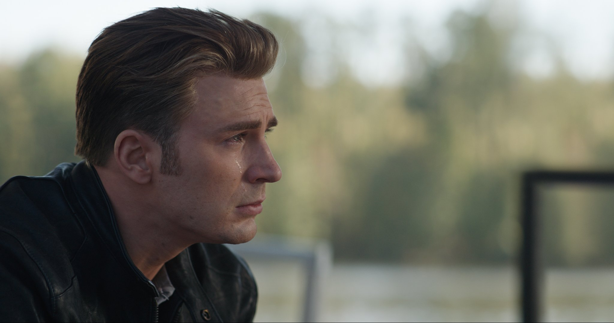 Photo du film Avengers: Endgame avec Captain America (Chris Evans)