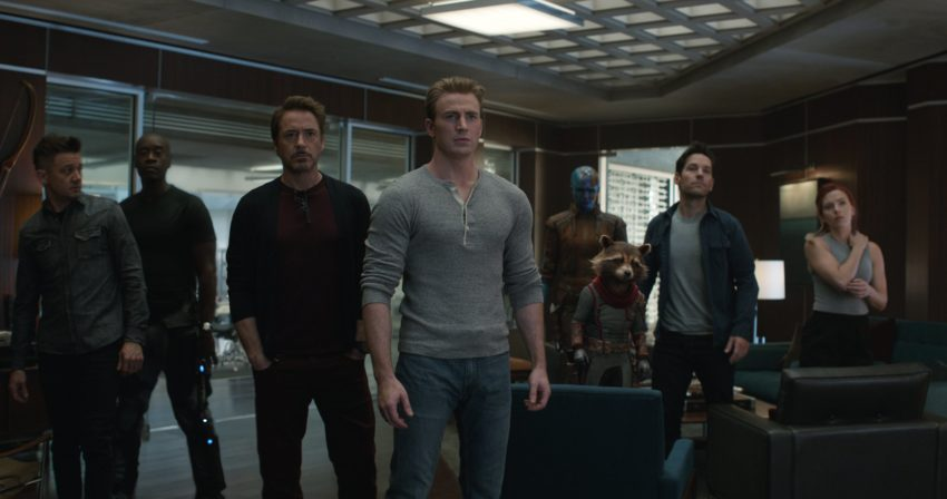 Photo du film Avengers: Endgame réalisé par Anthony et Joe Russo