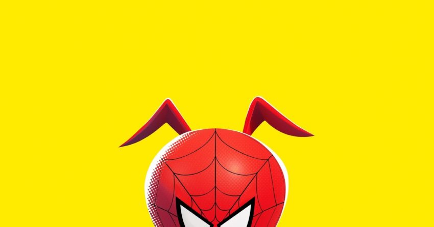 Poster du film Spider-Man: New Generation avec Spider-Ham