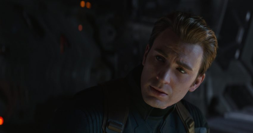 Photo du film Avengers: Endgame avec Chris Evans (Steve Rogers / Captain America)