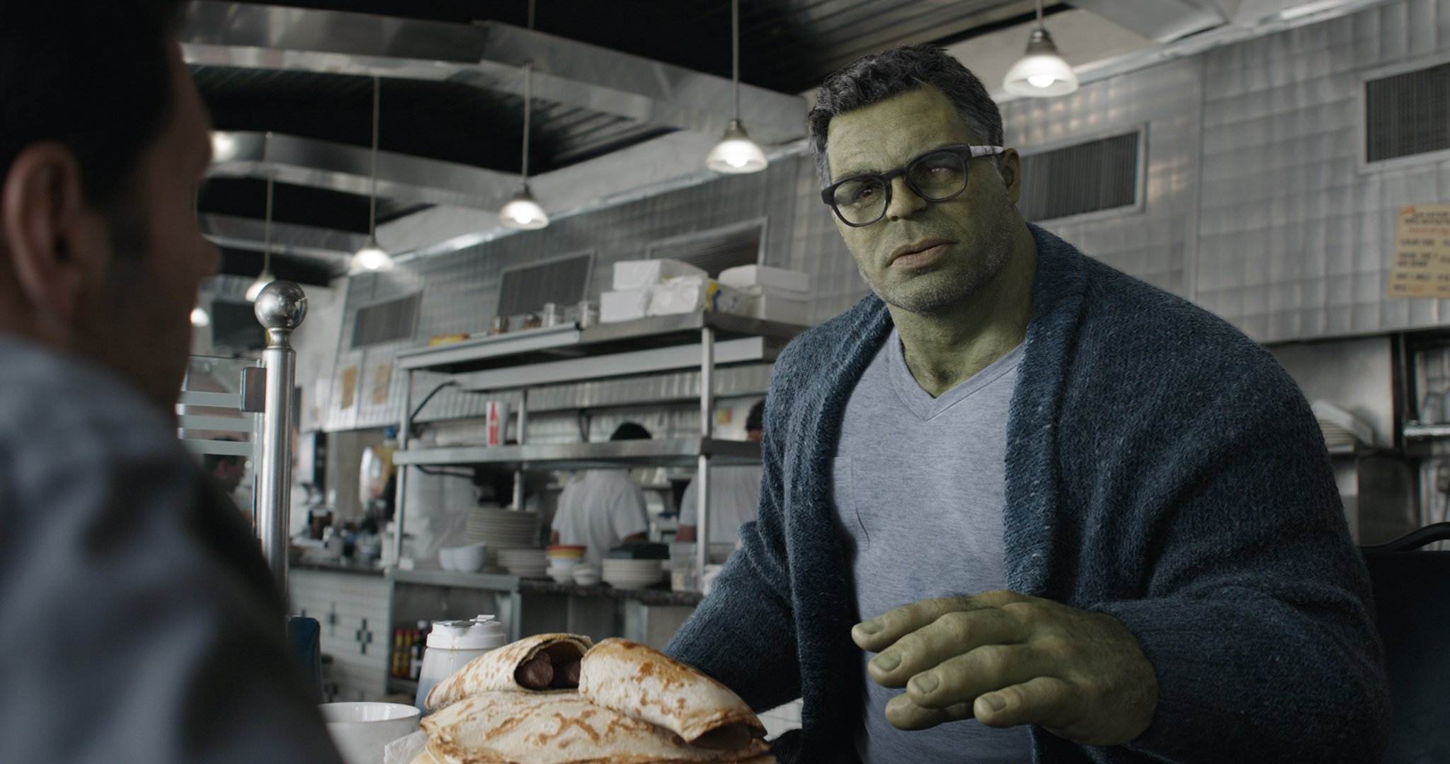 Photo du film Avengers: Endgame avec professeur Hulk