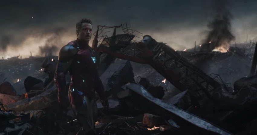 Photo du film Avengers: Endgame avec Robert Downey Jr