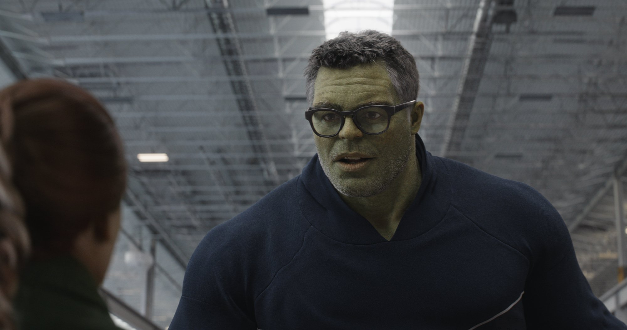 Photo du film Avengers: Endgame avec Smart Hulk (Mark Ruffalo)