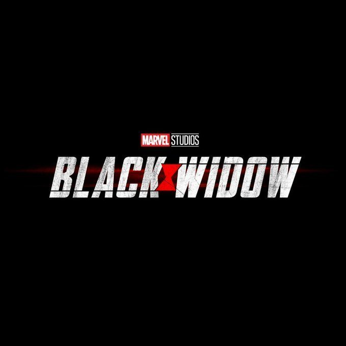 Le logo du Marvel Studios, Black Widow