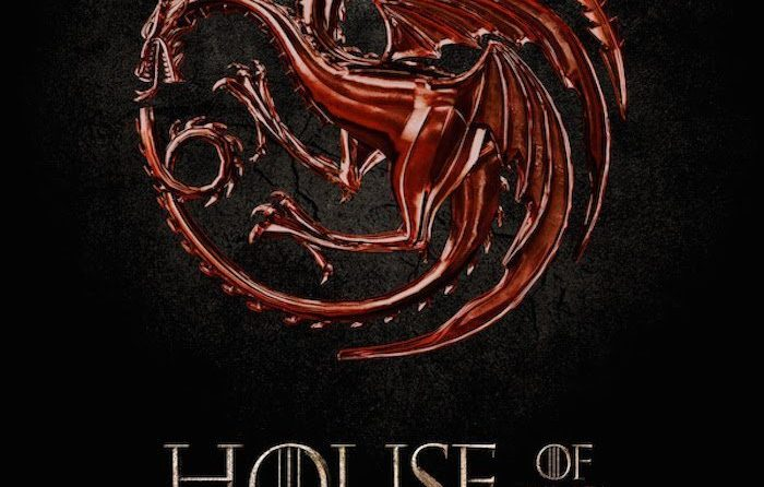 Poster teaser du spin-off de Game of Thrones, House of the Dragon
