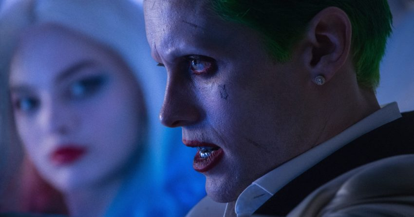 "Photo du film Suicide Squad avec Jared ""Joker"" Leto"