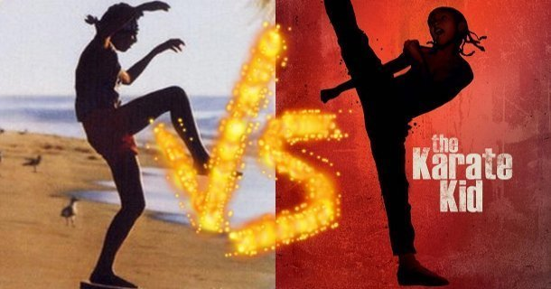 Banniere Karate Kid VS