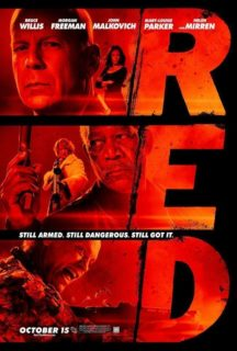 Red Poster 2