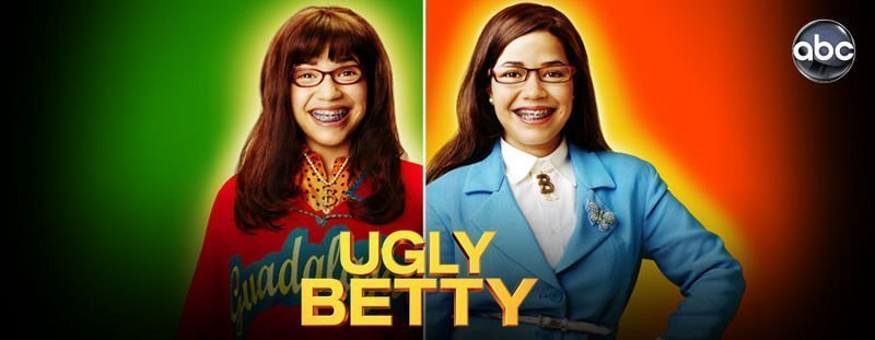 Ugly Betty Key Art